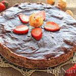 Торт шоколадный со сметанным кремом