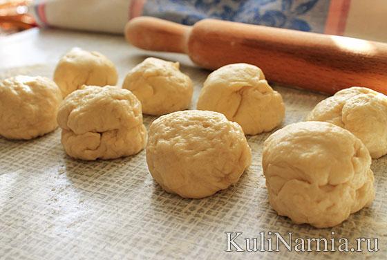 как приготовить тесто для беляшей