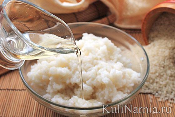 соус для риса суши