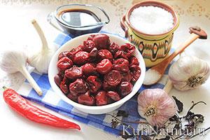 соус из ягод к мясу