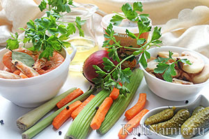 тайский суп рецепт