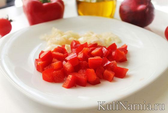 как тушить мясо с овощами