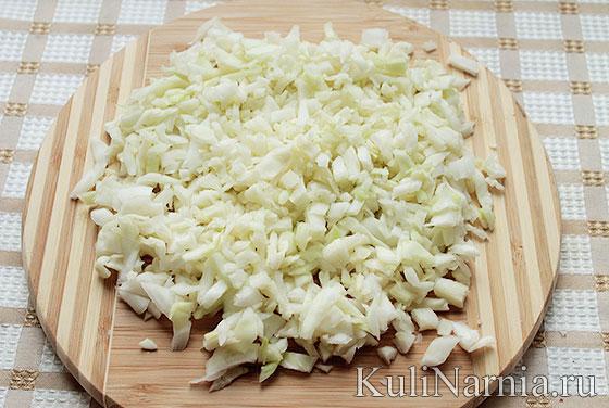 как тушить капусту