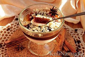рецепт молочного десерта