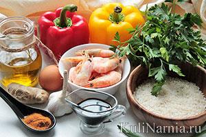 жареный рис по-тайски рецепт