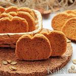 Печенье тыквенное