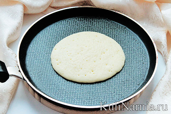 Как готовить панкейки