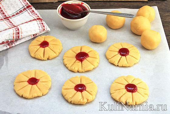 Как испечь печенье Курабье