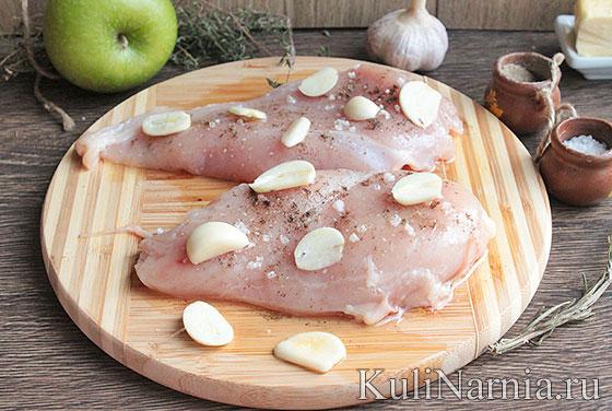 Как приготовить сочную куриную грудку