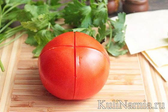 Лазанья овощная рецепт приготовления