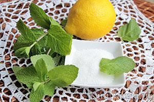 Лимонад домашний рецепт