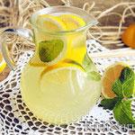 Лимонад домашний (рецепт напитка из лимона)