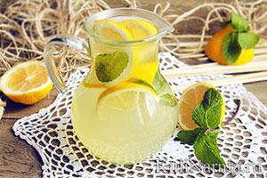 Как сделать лимонад в домашних условиях рецепт 282