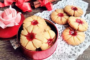 Печенье Курабье рецепт в домашних условиях