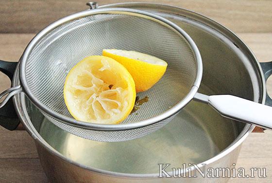 Сделать лимонад в домашних условиях