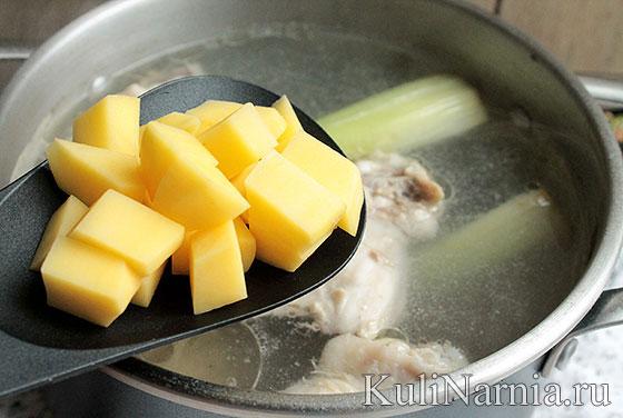 Как приготовить гречневый суп с курицей