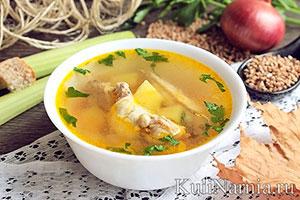 Как варить греческий суп рецепт
