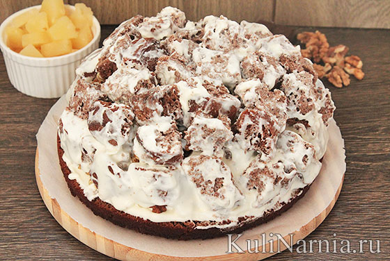 Панчо торт рецепт с фото