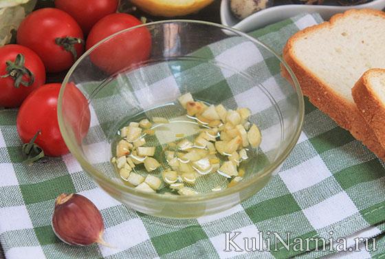 Как делается салат Цезарь