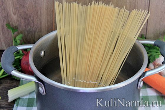Как приготовить спагетти Болоньезе