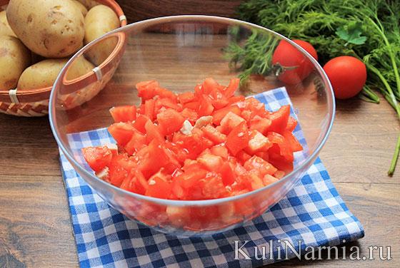 Как сделать лодочки из картофеля с начинкой