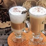 Кофе латте в домашних условиях и латте макиато