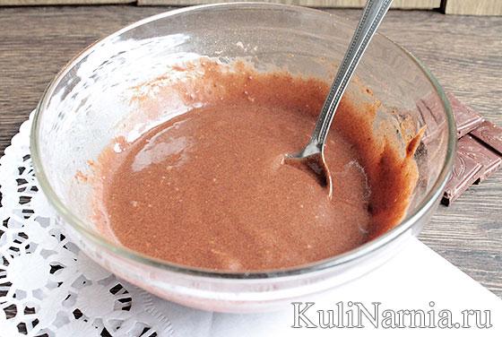 Рецепт кекс в кружке