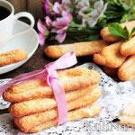 Печенье савоярди в домашних условиях