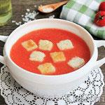 Гаспачо (томатный суп)