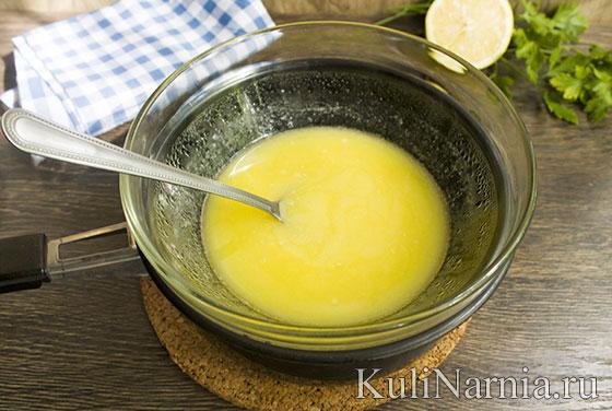 Как сделать соус голландез