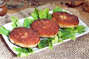 Котлеты из щуки рецепт с фото пошагово