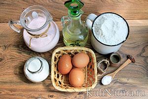 Оладьи на йогурте пышные состав