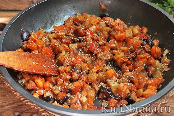 Овощное соте рецепт