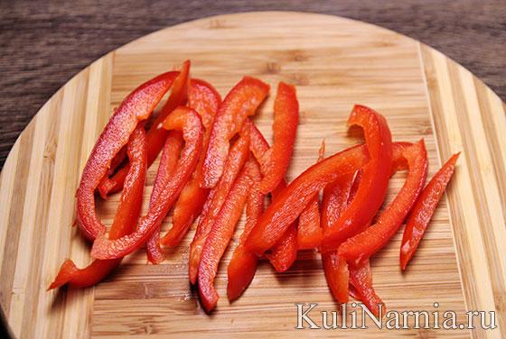 Спринг роллы овощные рецепт