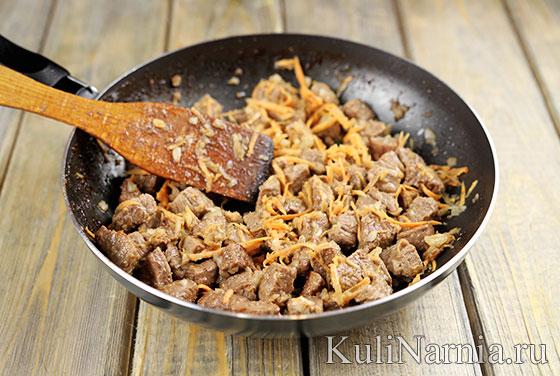 Как приготовить гуляш из говядины