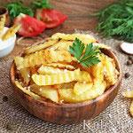 Картошка фри в домашних условиях (в духовке)