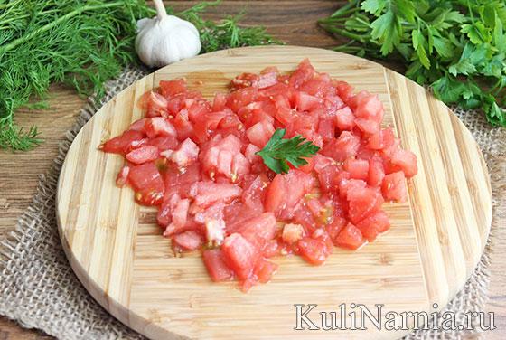 Рагу из кабачков рецепт с фото