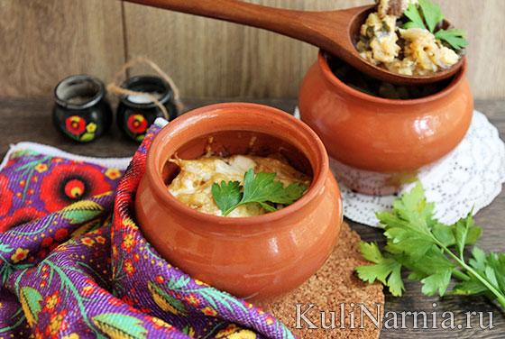говядина с майонезом и картошкой в духовке рецепт