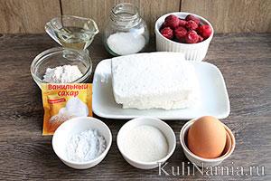 Рецепт сырников из творога состав