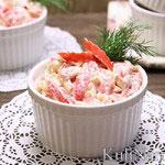 Салат «Красное море»