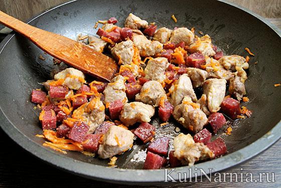 Как готовить бигус