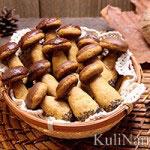 Печенье «Грибочки»