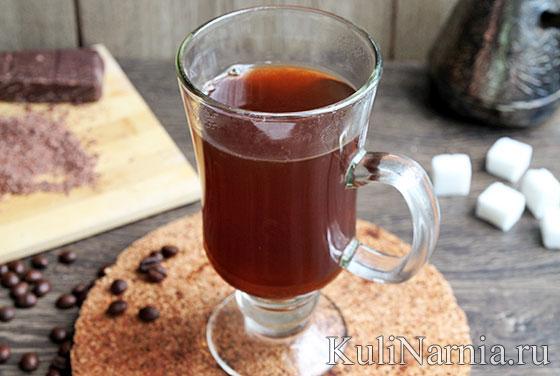 Как приготовить кофе по-венски
