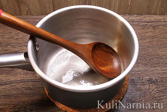 Как сделать карамель для пряничного домика