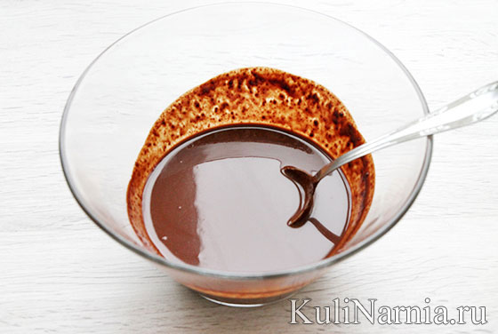Конфеты шоколадные в домашних условиях