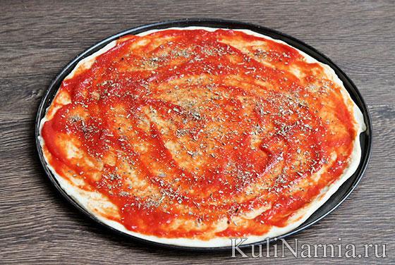 Как приготовить гавайскую пиццу дома