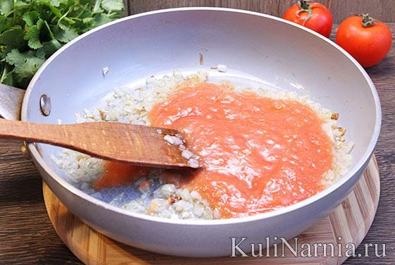 Как варить суп харчо
