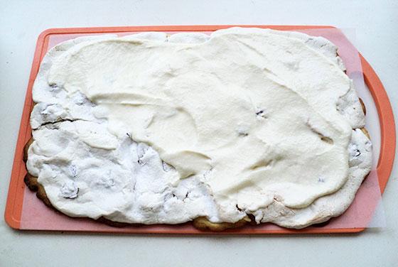 Торт с безе рецепт с фото