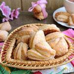 Творожное печенье «Треугольники»