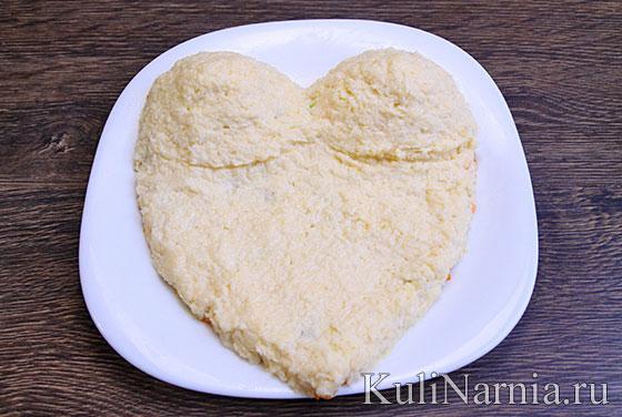 Салат Любовница рецепт с фото